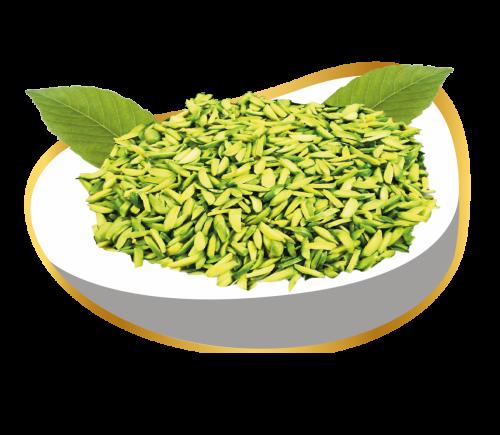 pistachio sliced